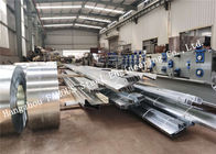 Cees-verzinkten Stahls Zeds C25019 Lysaght alternativer Material-Hersteller Girts AS/ANZ4600 Purlins